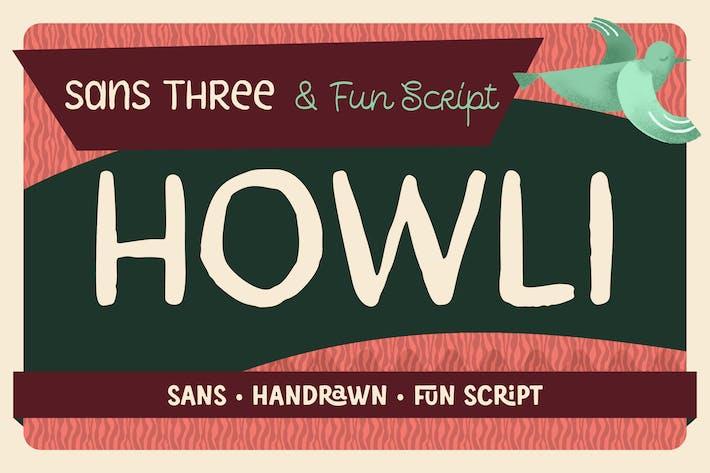 Thumbnail for Howli Sans Trois & Scénario Fun