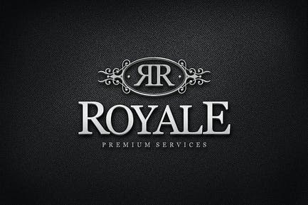 Royale Logo Template