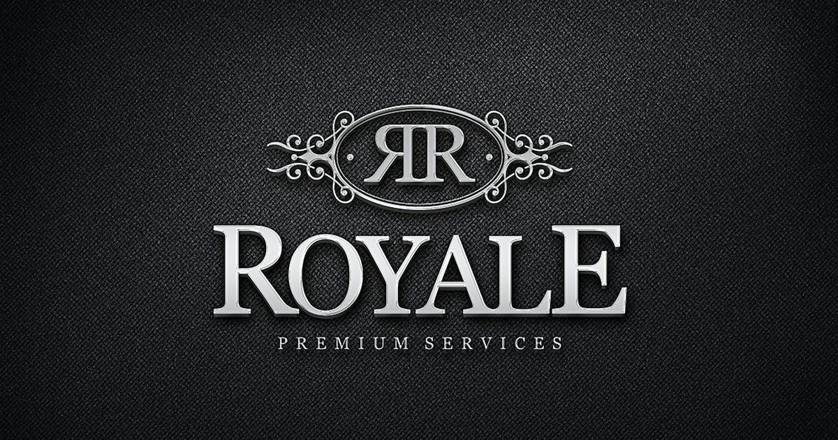 Download Royale Logo Template by Easybrandz2