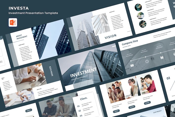INVESTA Investment Presentation Powerpoint