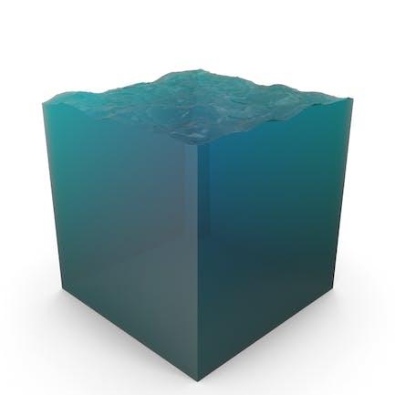 Sección transversal del océano