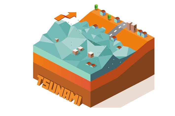 Thumbnail for tsunami