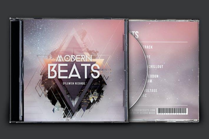 Cover Image For Modern Beats CD Cover Artwork