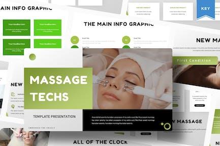 message techs | Keynote Template