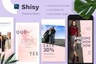 Shisy Insta Stories - Fashion Show