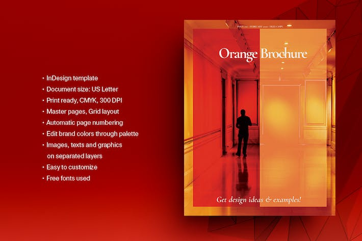 Thumbnail for Orange Brochure