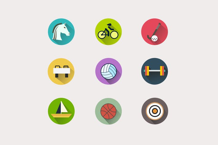 Thumbnail for 9 Summer Games Icons