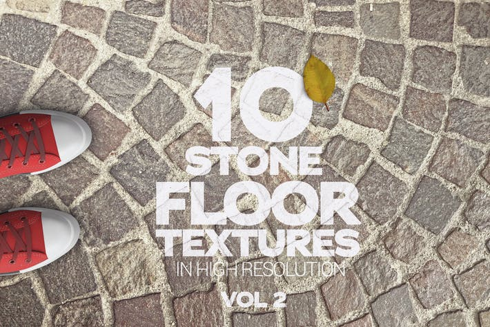 Thumbnail for Stone Floor Textures x10 Vol 2