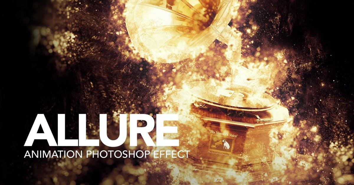 Download Gif Animated Allure Photoshop Action by sreda