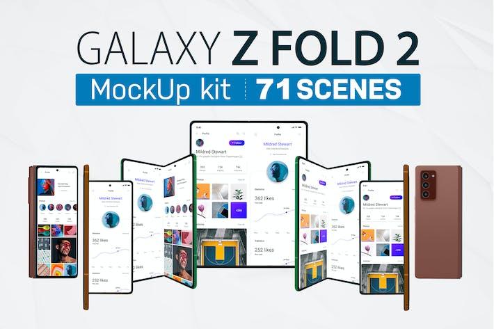 Thumbnail for Galaxy Z Fold 2 Kit