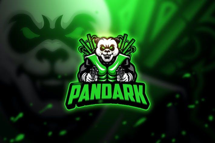 Thumbnail for Pandark 4 - Mascot & Esport Logo
