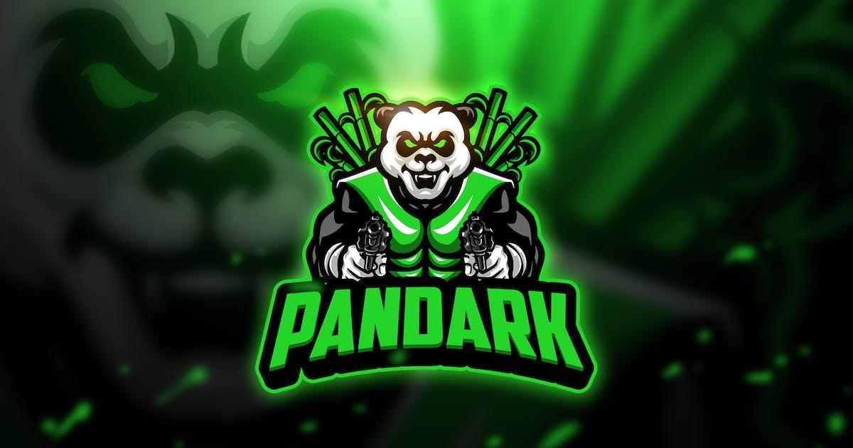Download Pandark 4 - Mascot & Esport Logo by aqrstudio