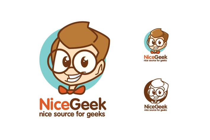 Cover Image For Nice Geek