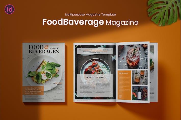 Thumbnail for Food & Beverage Magazine