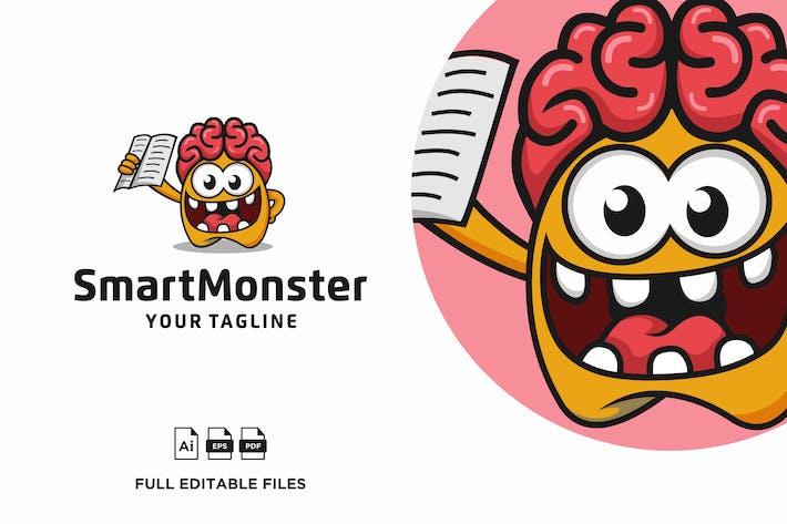 Thumbnail for Monster Logo Design - [code PW]