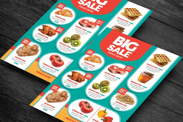 Grocery Product Promotion