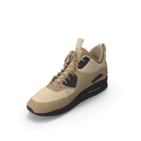 Мужские кроссовки Бежевый