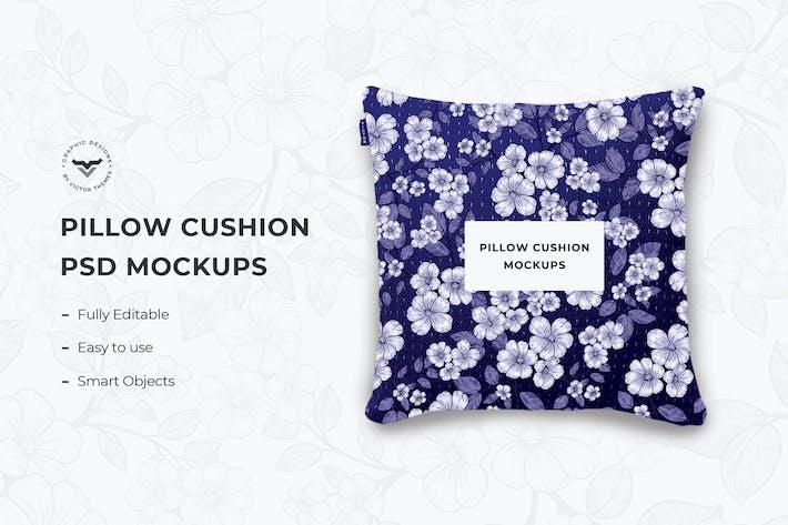 Thumbnail for Pillow Mockups