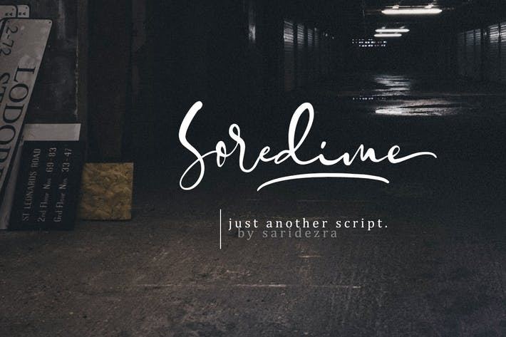 Thumbnail for Soredime - Signature Script