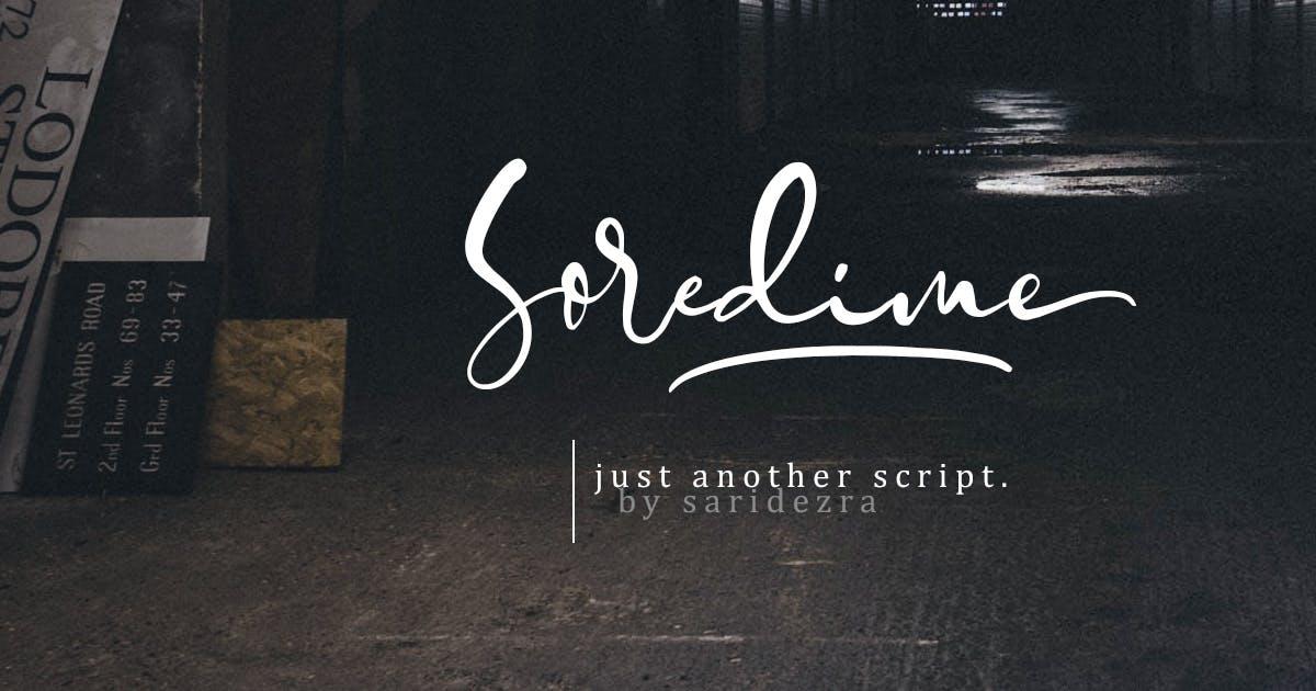Download Soredime - Signature Script by saridezra