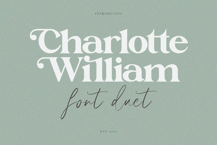 Thumbnail for Charlotte William Font Dueto