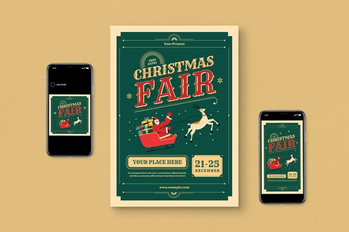 Thumbnail for РождественФлаер марка
