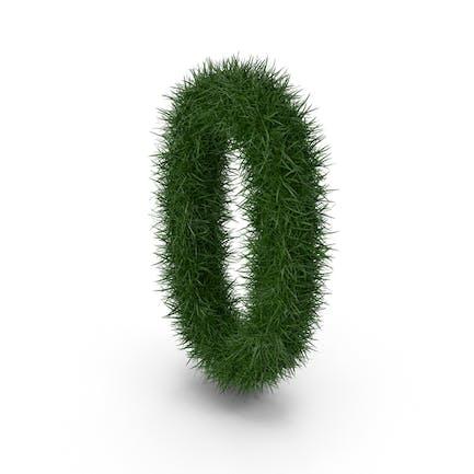 Gras Nummer 0