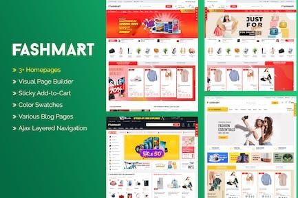 FlashMart - Multipurpose Sections Shopify Theme