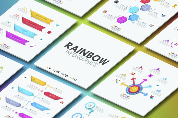 Thumbnail for Rainbow Infografiken