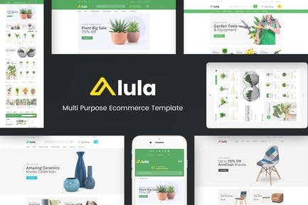 Alula - Multipurpose OpenCart Theme
