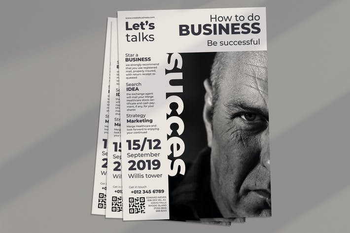 Thumbnail for Success Flyer