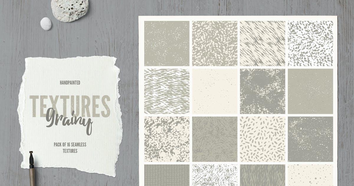 Download Set of 16 Handpainted Ink Textures by hellokisdottir