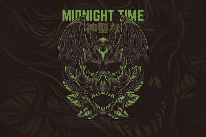Cover Image For Midnight Time