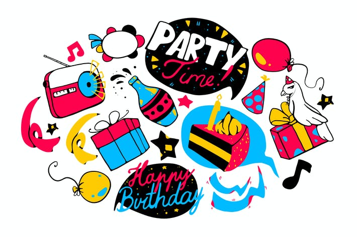 Thumbnail for Party Time