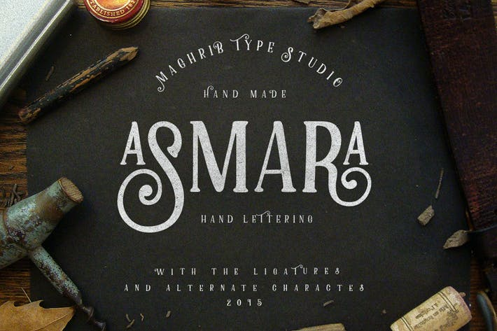 Thumbnail for Asmara Type