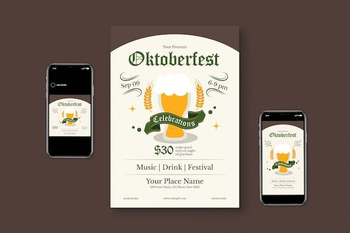 Thumbnail for Oktoberfest Flyer Pack