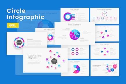 Circle - Infographic Google Slides Template