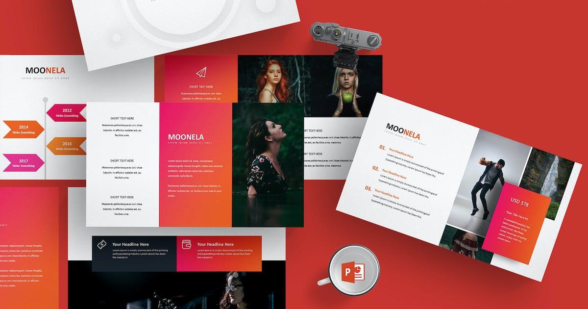 Download Moonela - Powerpoint Template by aqrstudio