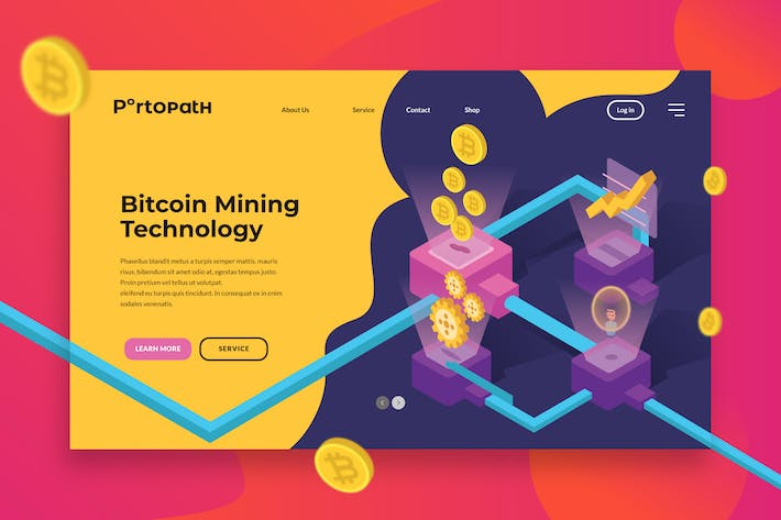 Thumbnail for Bitcoin Mining Technology