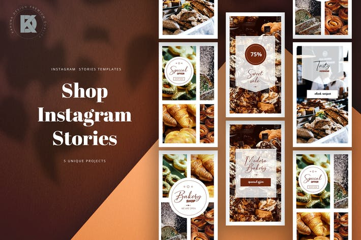 Shop Instagram Stories