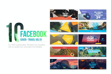 10 Facebook Cover-Travel 01