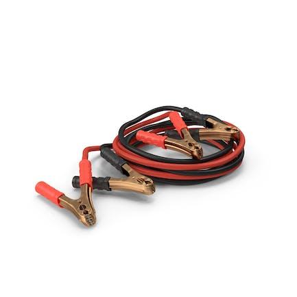 Cables elevadores de calibre cuatro resistentes
