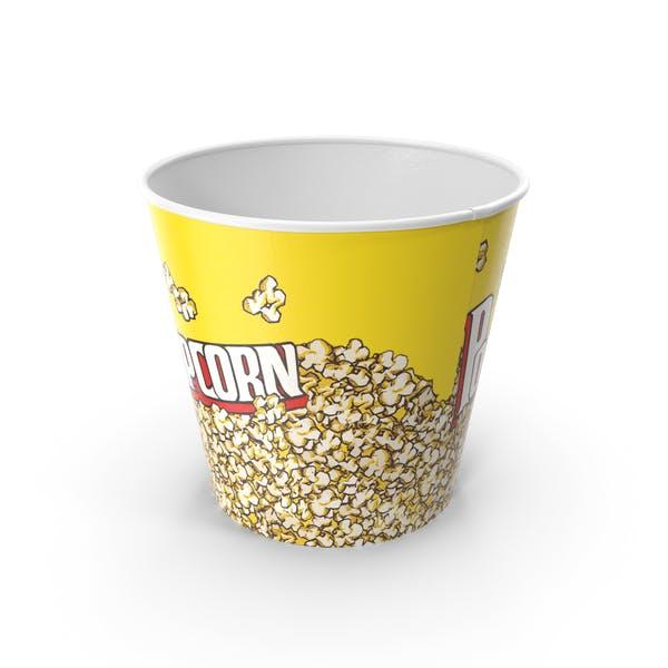 Cover Image for Пустое большое ведро для попкорна