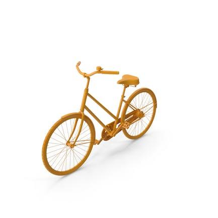 Painted Vintage Bike