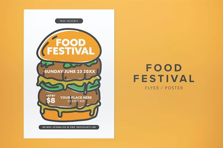 Thumbnail for Food Festival
