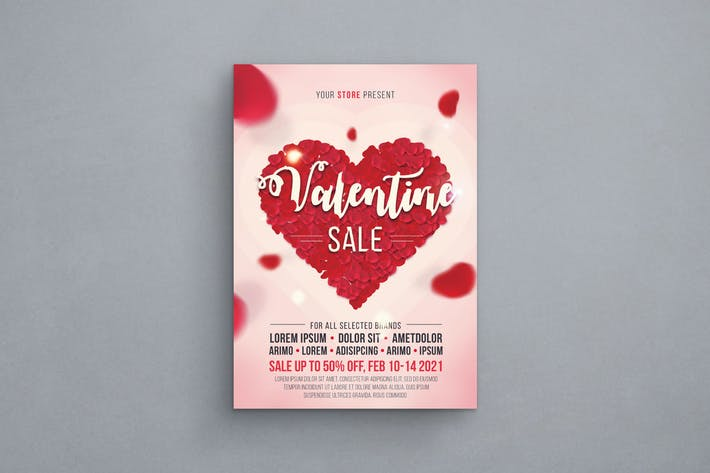 Thumbnail for Valentine Sale