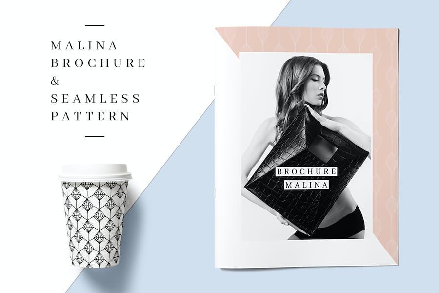 MALINA Brochure + 20 Pattern