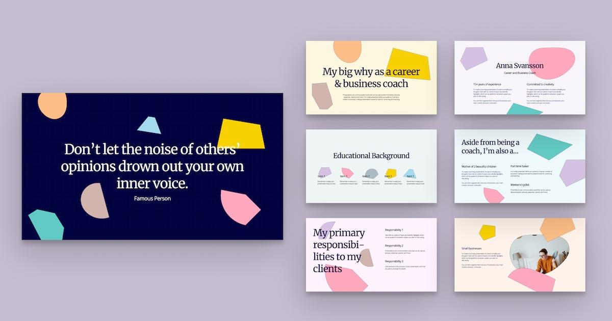 Download idan - Playful Personal Marketing Template by designfetch