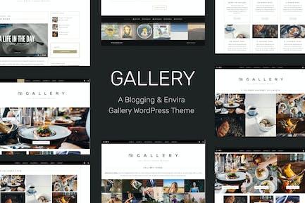 Gallery - Blogging&Envira Gallery WordPress Theme