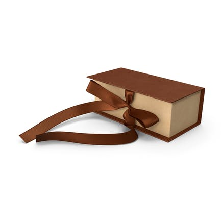 Box Bow Brown